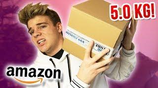 5 KILO Amazon Süßigkeiten Überraschungspaket! 😍