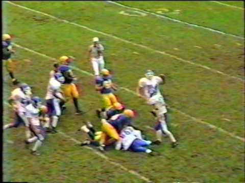 Umass Lowell 2002 Football Highlights