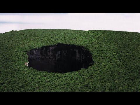 11 Mysterious Places Hard To Believe Exist