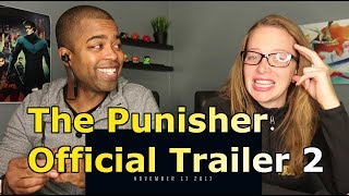 Marvel's The Punisher | Official Trailer 2 [HD] | Netflix (REACTION 🔥)