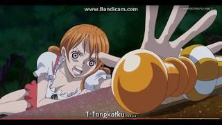 Nami mendesah di buat brulee? Wow! One Piece Episode 798
