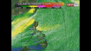 BT: Weather update as of 12:16 p.m. (Feb. 9, 2020)