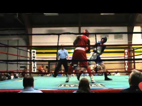 T J Steward (Wadena) vs Joe James (St Cloud GG)