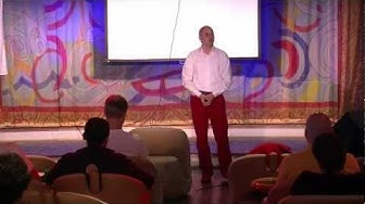 Creative Commons and the art of presentations: Herkko Hietanen at TEDxAaltoUniversity