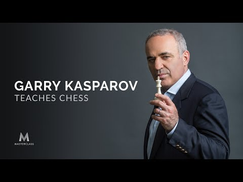 Garry Kasparov Teaches Chess | Official Trailer