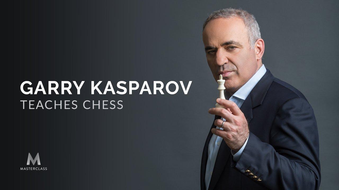 Garry Kasparov Chess Masterclass Review