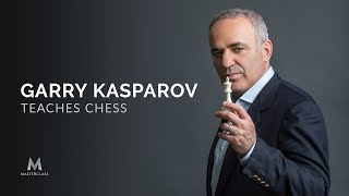 Garry Kasparov Teaches Chess | Official Trailer