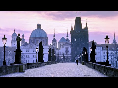 PRAGUE, Czech Republic   Walking tour