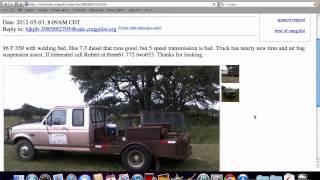 Craigslist In Wichita Ks Used Cars Under