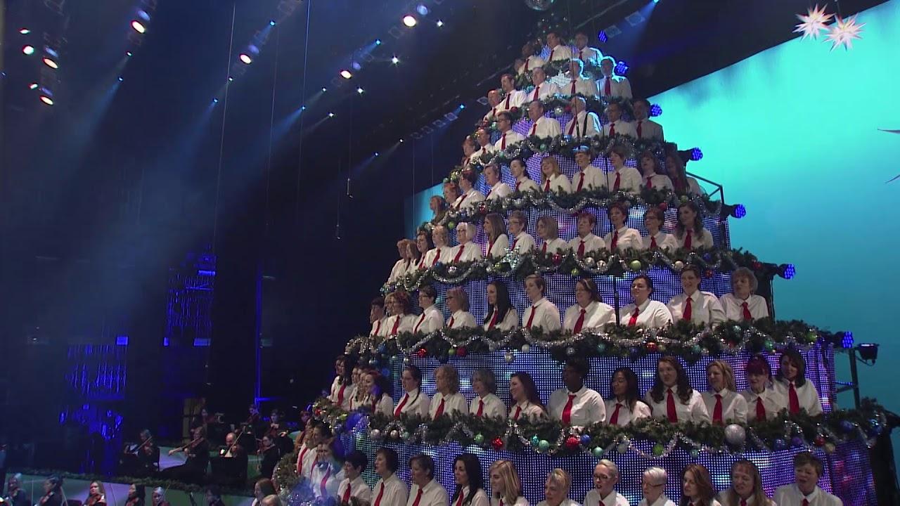 Singing Christmas Tree Edmonton.Singing Christmas Tree 2016
