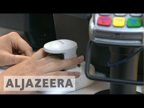 British supermarket adopts 'finger vein' payment tech