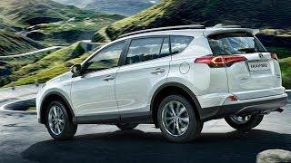 Giới thiệu 2018 TOYOTA Rav4 SUV MỚI NHẤT VỪA RA MẮT.
