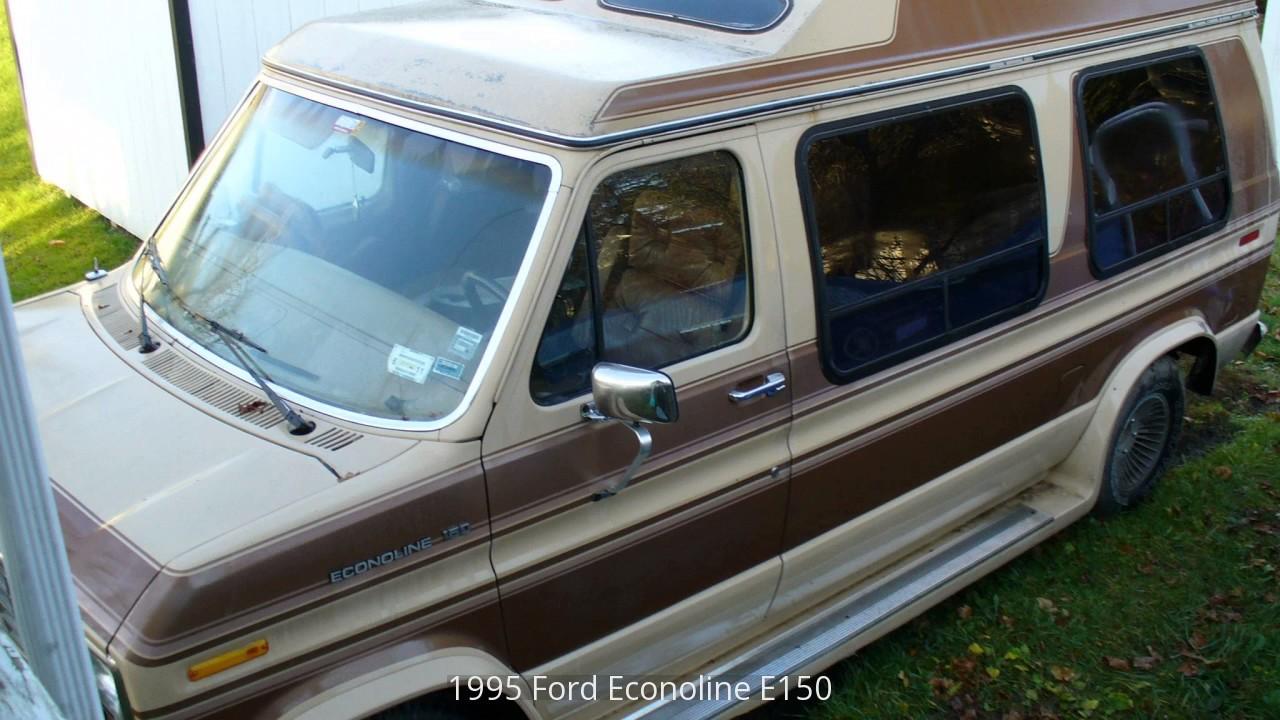 1995 Ford Econoline E150 Fuse Box Diagram Youtube Conversion Van Value