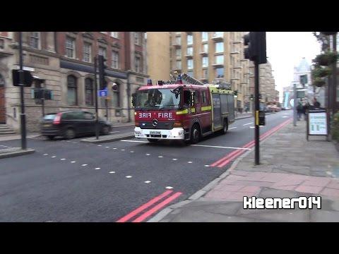 Pump Ladder LFB F311 Whitechapel