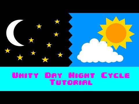 Unity3D Day Night Cycle #39 Updating Code