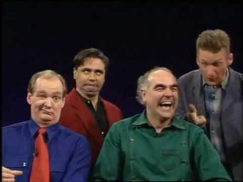 Whose Line - Fixed Expressions: Sports Game