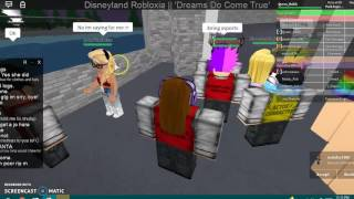 Disneyland robloxia [ROBLOX] HR'S please look.