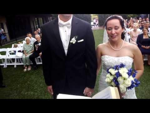 Wedding through Google Glass