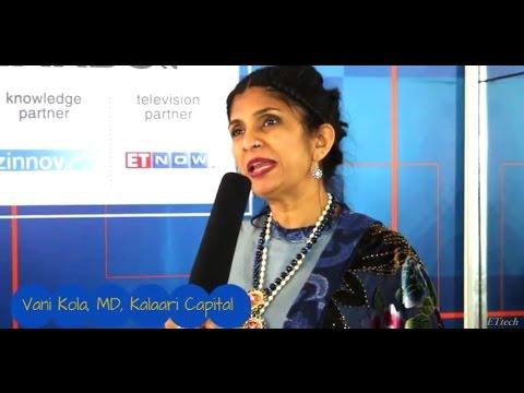 Kalaari Capital's Vani Kola on the Indian startup funding environment