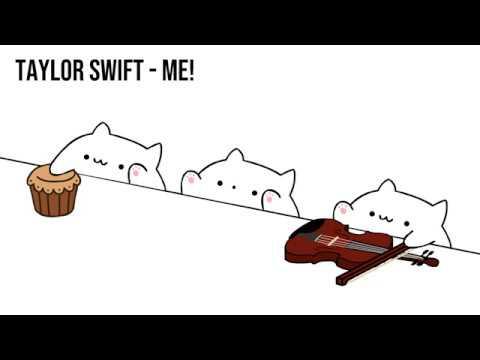 Bongo Cat - Taylor Swift (feat. Brendon Urie) 'ME!'