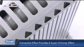 видео Каминный эффект в обогревателе