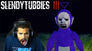 TELETUBBIES ARE NICE... RIGHT?! | Slendytubbies 3