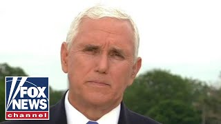 Mike Pence shares heartfelt message on the meaning of Memorial Day