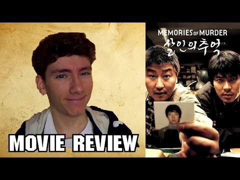 Memories of Murder (2003) [Korean Crime Movie Review]