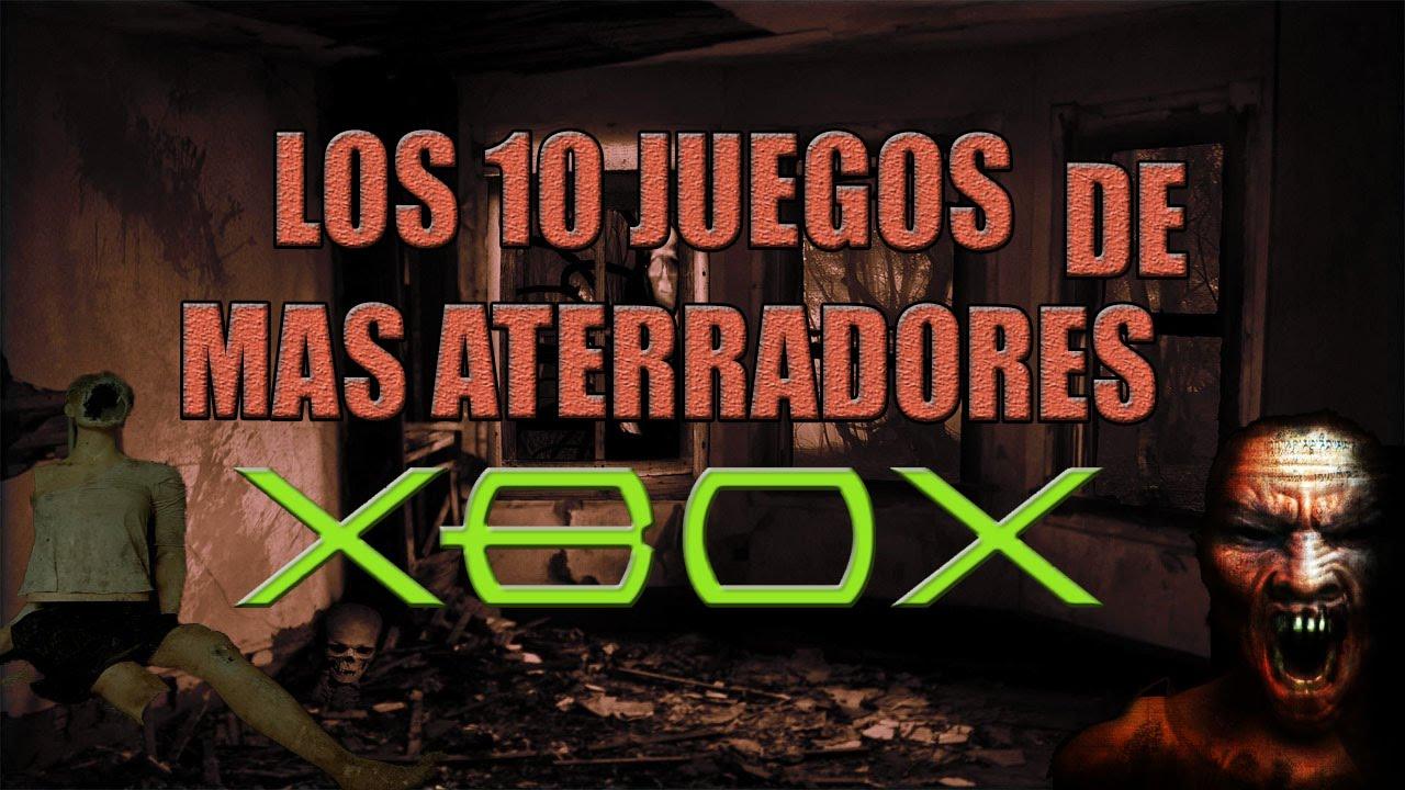 Los 10 Juegos Mas Aterradores De Xbox Clasica 2015 Hd Youtube
