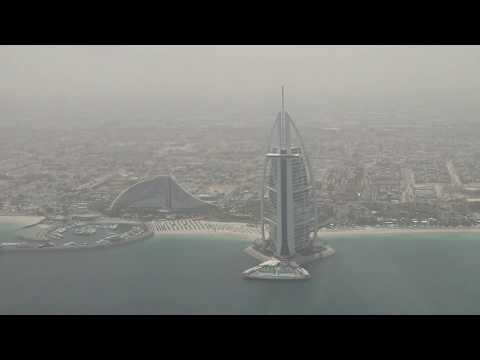 Dubai Helicopter Tour - Full Tour 2017