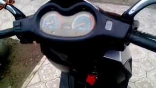 Обзор скутера Leike 150 T-7 C
