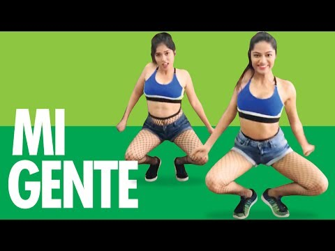 Mi Gente | J Balvin, Willy William | Yero Company Cover | LiveToDance with Sonali