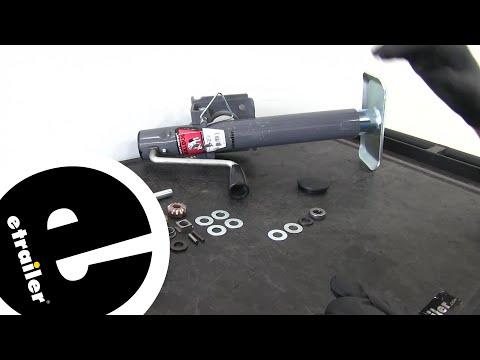 etrailer | Rebuilding Bulldog Sidewind Jacks
