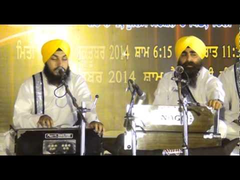 Mera Baid Guru Govinda Live Bhai Ujjalpreet Singh Baljeet Singh (Delhi Wale)