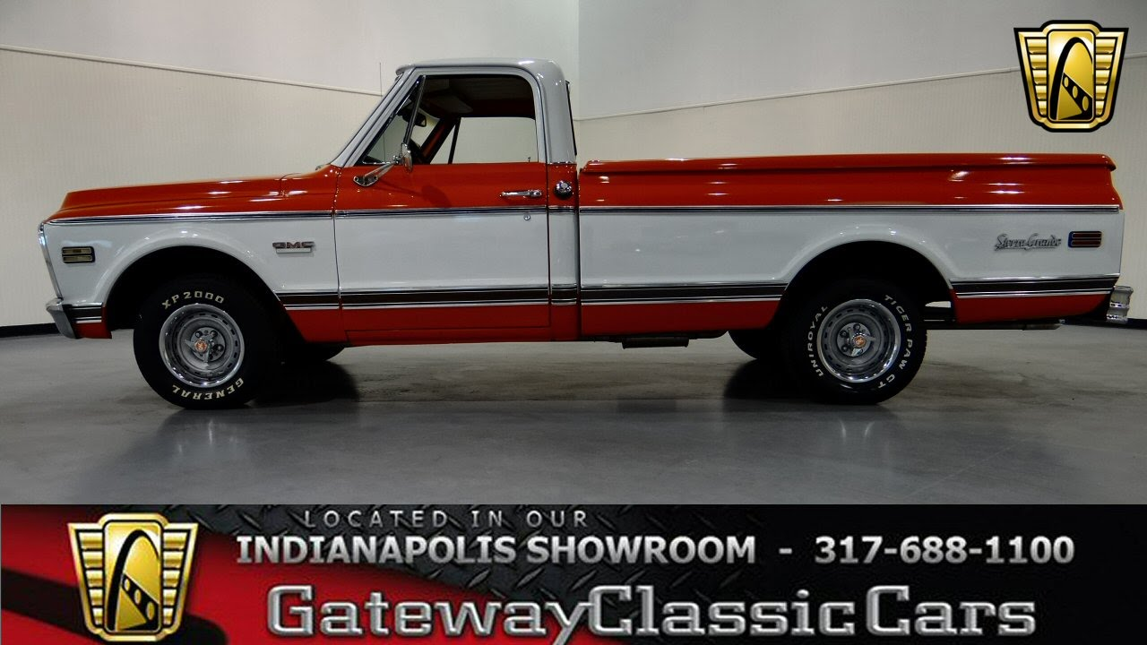 1972 Gmc Sierra Grande Pickup 280 Ndy Gateway Classic