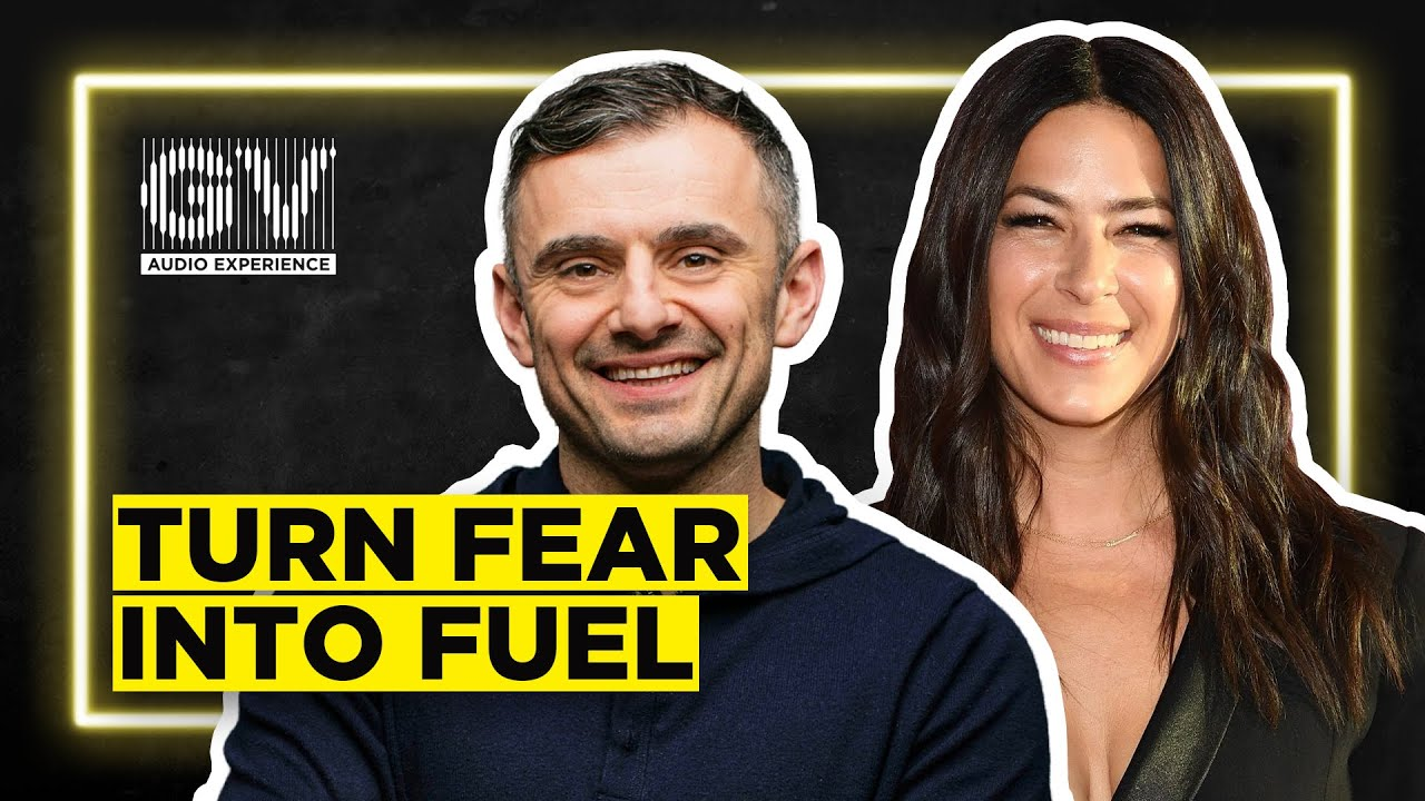 How to Turn Your Fear Into Fuel For Success   GaryVee Audio Experience: Rebecca Minkoff