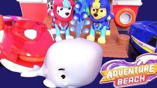 #Щенячий Патруль Игрушки Новые Серии SEA PATROL Мультики Для Детей PAW PATROL Видео для Детей