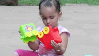 Fisher Price | Stack and Roll Choo Choo