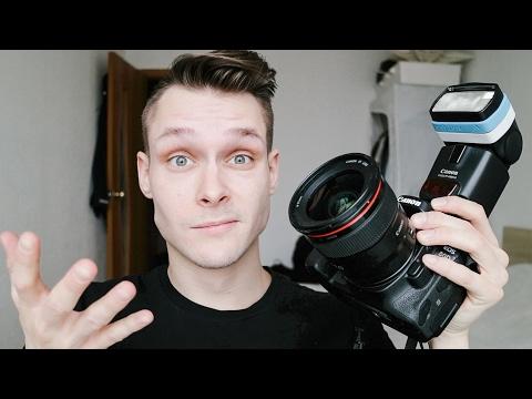 Видеоурок как стать фотографом