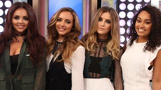 Little Mix Cancel Concerts After Jesy Nelson Bursts Into Tears Onstage