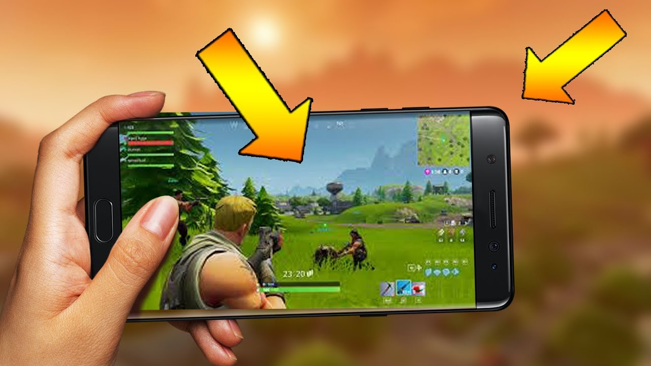 Fortnite Auf Dem Handy Spielen  F F  B Fortnite News