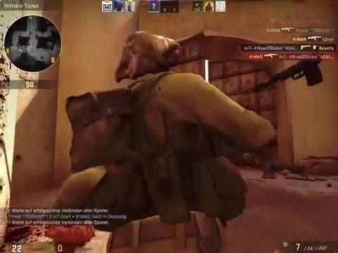 Counter Strike - Global Offensive - Mac 5e5 #123 dvT- Video Türkce FULL HD [720P]