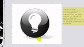 Curso GIMP. Parte 11: Herramienta lupa y selección difusa en Gimp