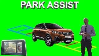 Présentation park assist SUV Peugeot 3008 - Les tutos de Berbiguier