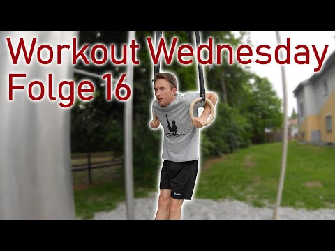 Workout Wednesday Folge 16 - Sprungkraft, Liegestütze, Core-Training, Übungen am Reck, Ringe & Co.