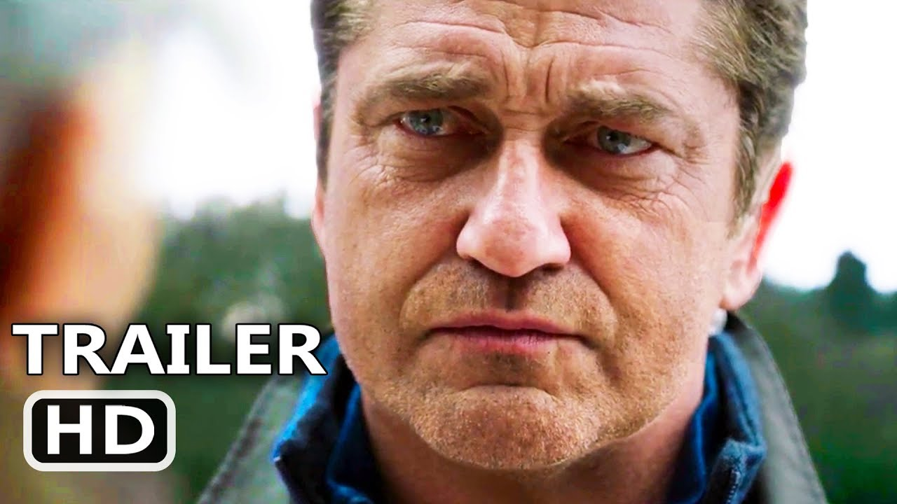 ANGEL HAS FALLEN Official Trailer (2019) Gerard Butler Action Movie HD