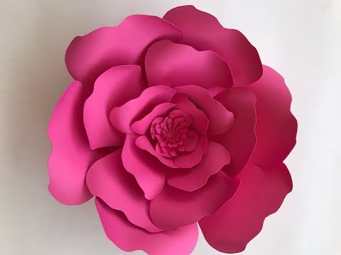 Paper flower premade kits from PaperFlora com
