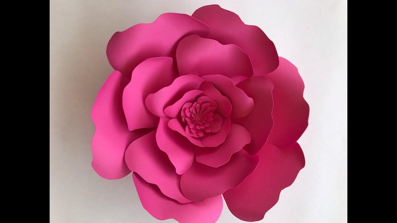 Paper flower premade kits from paperflora com youtube paper flower premade kits from paperflora com mightylinksfo