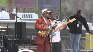 "Nick Colionne Performs Live ""Rainy Night in Georgia"" at Tampa Bay Black Hertiage Festival"