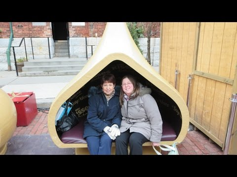 Toronto Christmas Market - In My Shoes Ep. 137